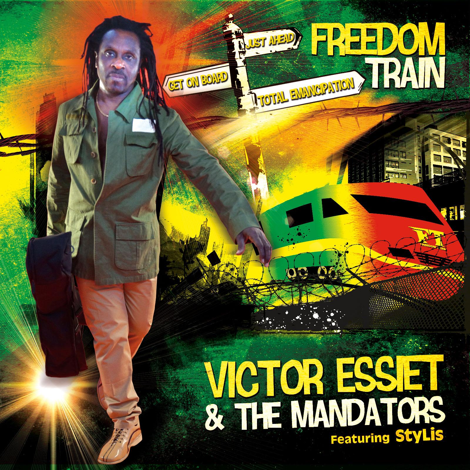 Freedom Album Art Freedom Train Album Cover Art